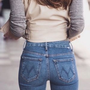 Mother the vagabond jeans